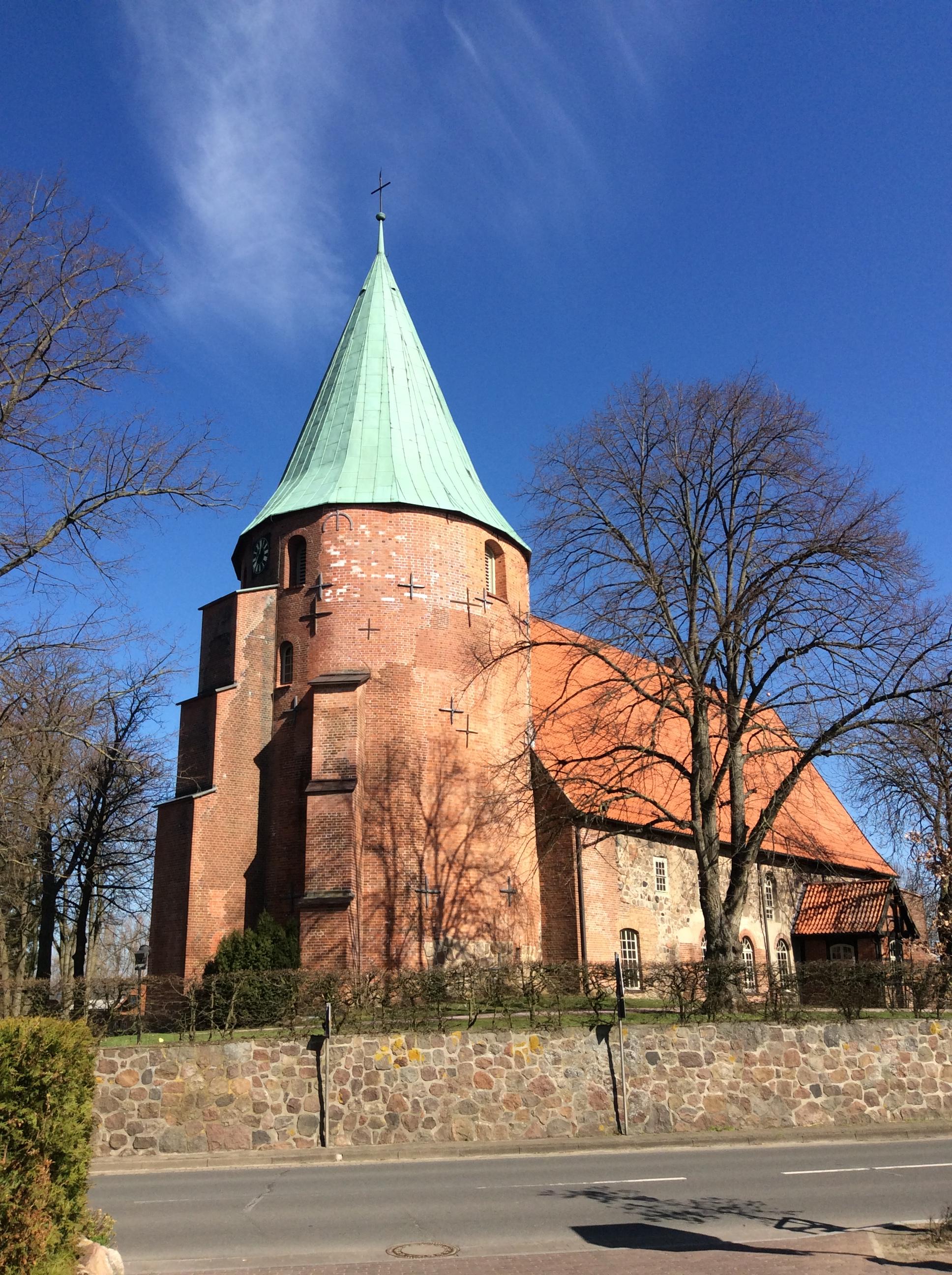 Kirche Salzhausen